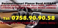 Reconditionari / Reparatii PLANSE BORD AIRBAG Sarit