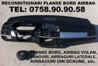 Reparatii planse bord, volane, airbag – Tel: 0758.90.90.58