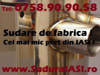 Sudura IASI – Tel: 0758.90.90.58