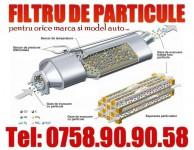 Anulare Dezactivare DPF FAP – Filtru particule