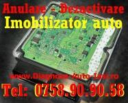 Anulare – Dezactivare Imobilizator – 0758.90.90.58